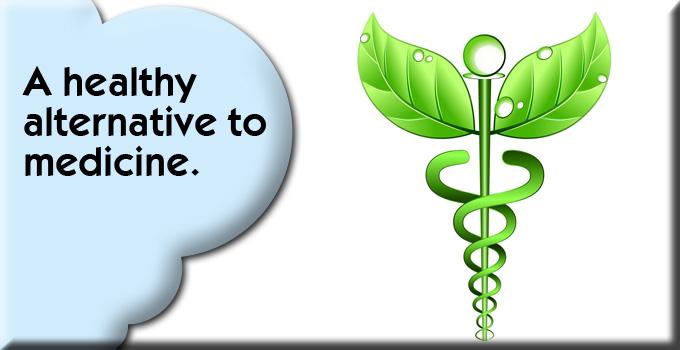 A Healthy Alternative to Medicine
