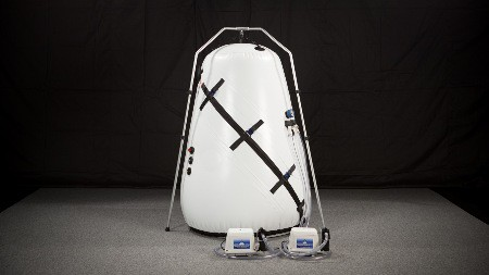 "46"" Vertical Portable Hyperbaric Chamber"