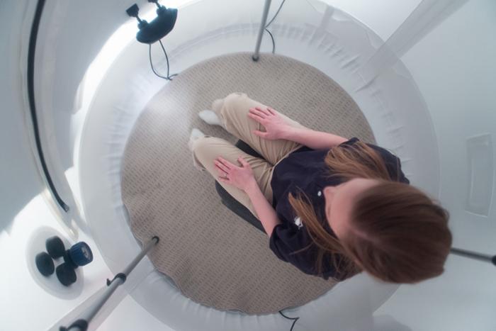 "60"" Vertical Portable Hyperbaric Chamber"