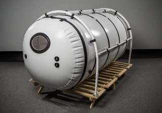 Healing Dives 46 Inch Portable Hyperbaric Chamber