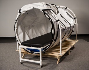 "46"" Portable Hyperbaric Chamber with Stretcher"